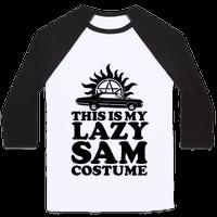 Lazy Sam Costume