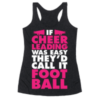 If Cheerleading Was Easy