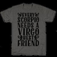 Every Scorpio Needs A Virgo Best Friend