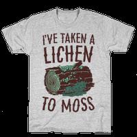 I've Taken a Lichen to Moss