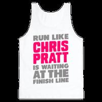 Run Like Chris Pratt is Waiting