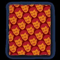 Tyson Pattern Blanket