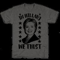 In Hillary We Trust