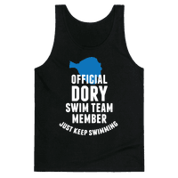 Official Dory Swim Team Member
