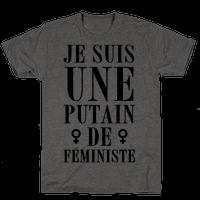 Je Suis Une Putain De Fministe