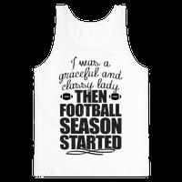 Football Lady