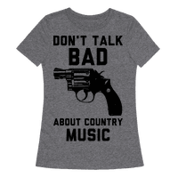 Don't Talk Bad About Country Music