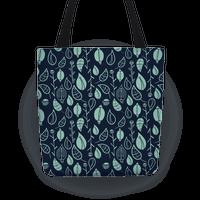 Florals Pattern (Navy)