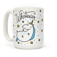 Whatever Unicorn Mug