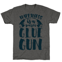 Happiness is a Warm Glue Gun