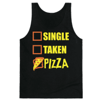 My Relationship Status Is Pizza Tank