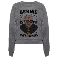 Bernie Is My Patronus