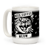 Need Coffee Meow