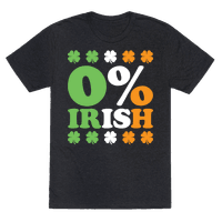 Zero Percent Irish