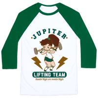 Jupiter Lifting Team Workout Parody