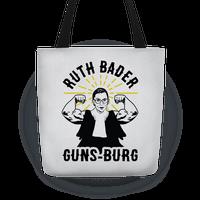 Ruth Bader Guns-Burg