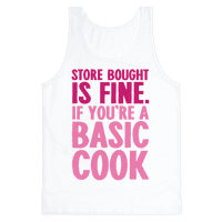 Store Bought Is Fine If You're A Basic Cook
