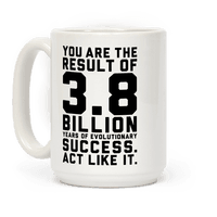 Evolutionary Success Mug