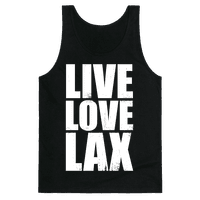 Live, Love, Lax (Dark Tank)