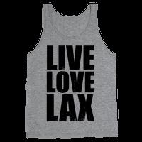Live, Love, Lax (Tank)