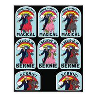 Bernie Unicorn Sticker