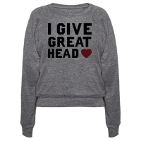 I Give Great Head