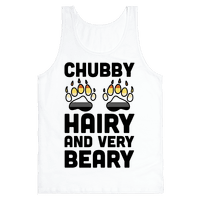 Chubby Hairy And Very Beary