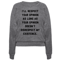 Respect My Existence