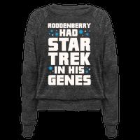 Roddenberry Had Star Trek In His Genes