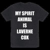 My Spirit Animal Is Laverne Cox