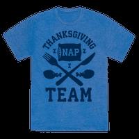 Thanksgiving Nap Team