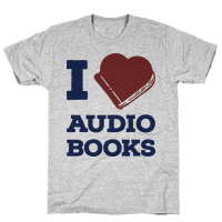 I Love Audio Books