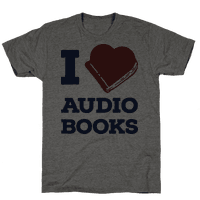 I Love Audio Books