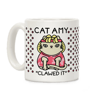Cat Amy Clawed It