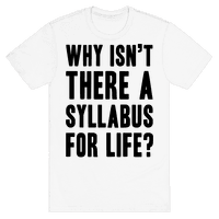 Why Isn't There A Syllabus For Life