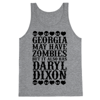 Georgia Has Daryl Dixon