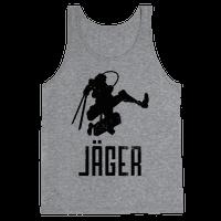 Eren Jaeger Silhouette (Vintage)