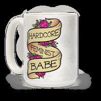 Hardcore Feminist Babe