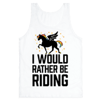 I Would Rather Be Riding (My Pegasus)
