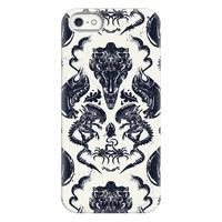Alien Xenomorph Pattern Phone Case