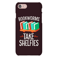 Bookworms Take Shelfies