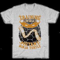 Training To Be A Mutant Ninja Turtle