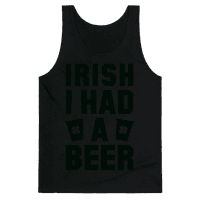 Irish I Had a Beer