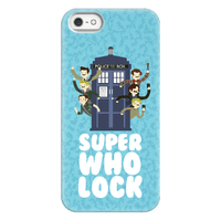 Superwholock Phonecase