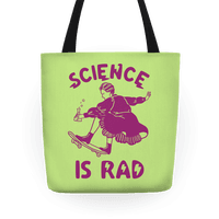 Science Is Rad (Marie Curie)
