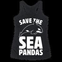 Save The Sea Pandas