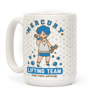 Mercury Lifting Team Parody