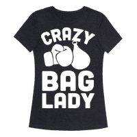 Crazy Bag Lady