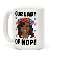 Michelle Obama: Our Lady Of Hope