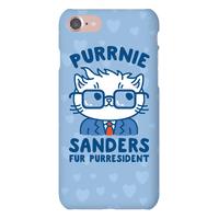 Purrnie Sanders Fur Purresident